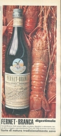 FERNET BRANCA - ALIMENTARE - ADVERSITING