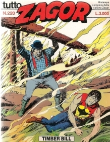 TUTTO ZAGOR N° 220 - TIMBER BILL