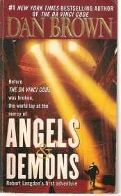 ANGELS E DEMONS - DAN BROWN    ENGLISH TEXT