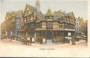 CHESTER - THE ROWS - V/T1903