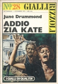 ADDIO ZIA KATE - JUNE DRUMMOND
