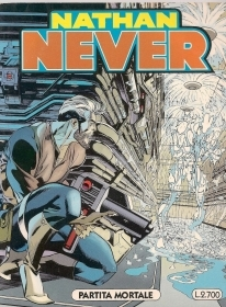 NATHAN NEVER N° 53 - PARTI