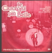 LE CANZONI PIU' BELLE N° 30 # THER'S A SMALL HOTEL # FRANK SINATRA - SMILE # R.G