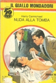 NUDA ALLA TOMBA - HARRY CARMIC