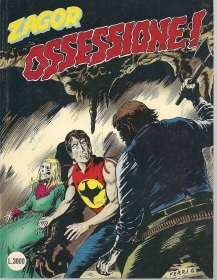 ZAGOR N° 432 - OSSESSIONE!
