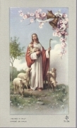 GESU' BUON PASTORE - SANTINO - AS015-044 - Ed. FB 3-104