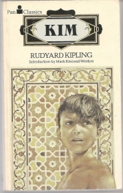 KIM - RUDYARD KIPLING - english text - serie PAN Classic