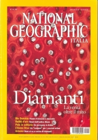 NATIONAL GEOGRAPHIC ITALIA - M