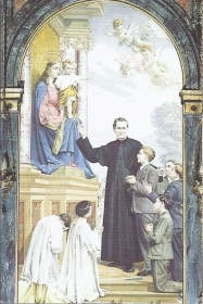 DON BOSCO - SANTINO - AS015-133