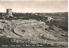 SIRACUSA - TEATRO GRECO - NV