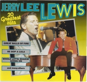 20 GREATEST HITS # JERRY LEE LEWIS