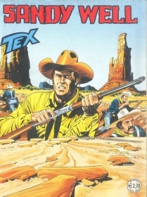 TEX N° 562 - SANDY WELL