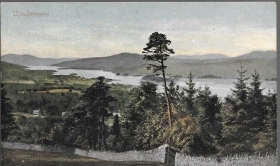 WINDERMERE - PANORAMA - V/T