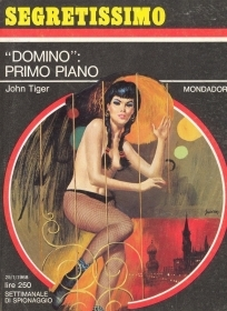 """DOMINO"": PRIMO PIANO - JOHN TIGER"