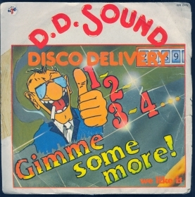 1, 2, 3, 4, GIMME SOME MORE - WE LIKE IT # D. D. SOUND