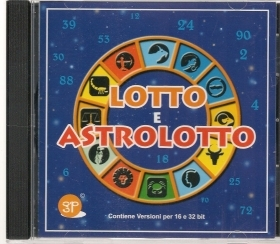 LOTTO E  ASTROLOTTO - CD-ROM