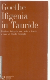 IFIGENIA IN TAURIDE - WOLFANGO GOETHE - (GERMAN TEXT)