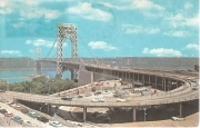 GEORGE WASHINGTON BRIDGE - NEW YORK - V1967