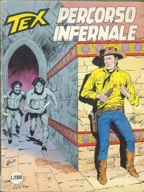 TEX N° 384 - PERCORSO INFERNALE