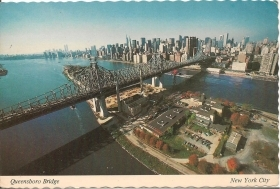 NEW YORK CITY - QUEENSBORO BRI