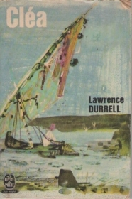 CLEA - LAWRENCE DURRELL    FRENCH TEXT