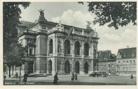 AUGSBURG - STADT THEATER - NV