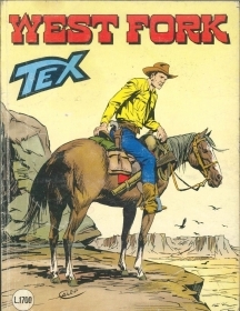 TEX N° 343 - WEST FORK
