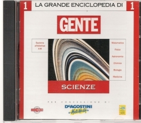 GRANDE ENCICLOPEDIA DI GENTE VOL. 1- CD-ROM
