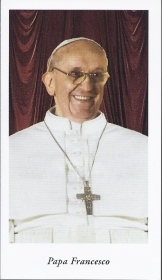 PAPA FRANCESCO - SANTINO - AS013-035 - Egim