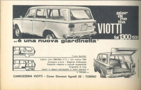 CARROZZERIA VIOTTI  - AUTO - ADVERSITING