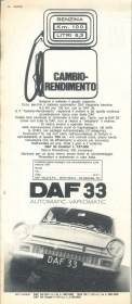 DAF 33 - AUTO - ADVERSITING