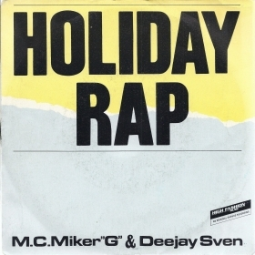 HOLIDAY RAP - WHIMSICAL TOUCH