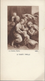 LA SAINTE FAMILLE - SANTINO - AS014-223 - Ediz. Roblot