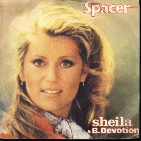 SPACER - DON\'T GO # SHEILA B.