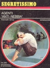 "AGENTI ""ANTI-NEBBIA"" - KENNETH ORVIS"