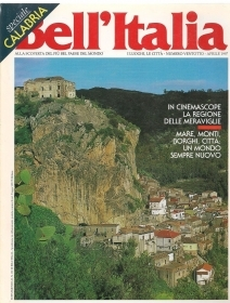 BELL'ITALIA  N 28 - APRILE 1997 - SPECIALE CALABRIA