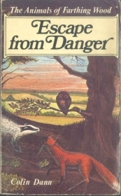 ESCAPE FROM DANGER - COLIN DANN - ENGLISH TEXT