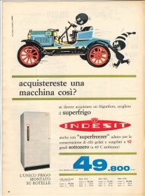 INDESIT - IL SUPERFRIGO - ADVERTISING