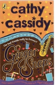 GINGER SNAPS - CATHY CASSIDY - (ENGLISH TEXT)