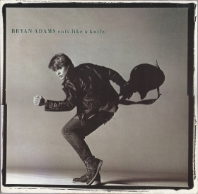 CUTS LIKE A KNIFE # BRYAN ADAMS