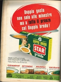 DOPPIO BRODO STAR - ADVERTISING