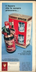 CHERRY STOCK - ADVERTISING